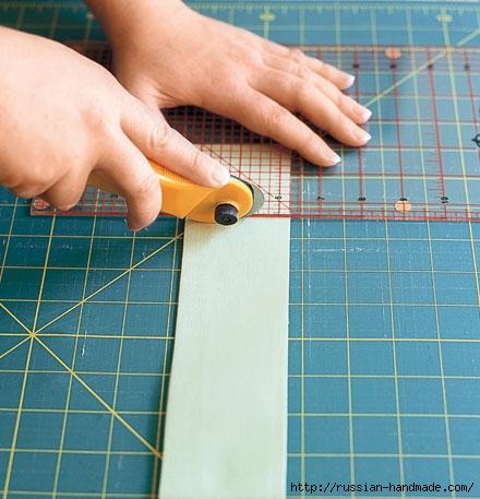 Шьем одеяло в технике ПЭЧВОРК. Учебный курс (6) (440x457, 136Kb)