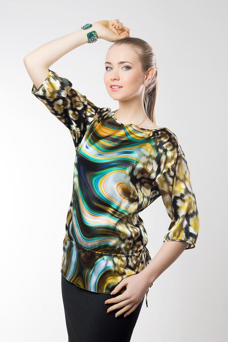 Купить Блузку Из Натуральных Тканей В Москве