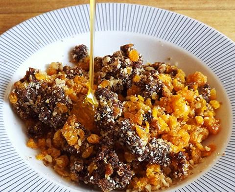 орехово медовая смесь как приготовить