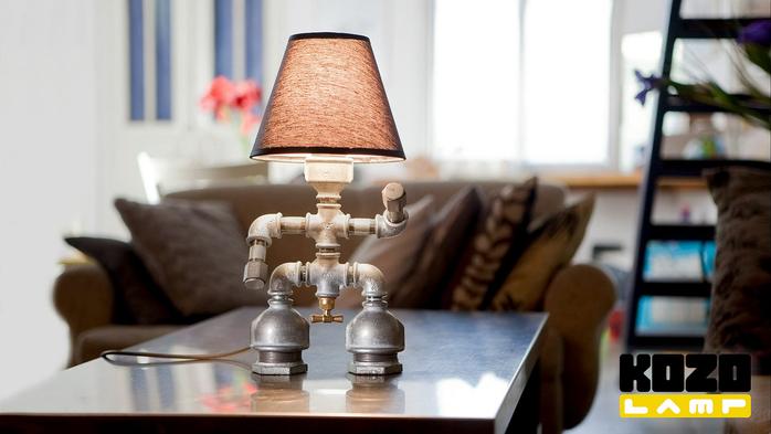 оригинальные осветительные приборы Kozo Lamp 1 (700x393, 231Kb)