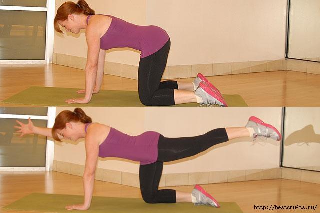 Упражнения для похудения (9) (640x425, 107Kb)