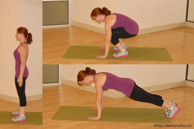 Упражнения для похудения (13) (640x425, 100Kb)