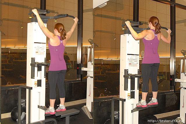 Упражнения для похудения (15) (640x425, 179Kb)