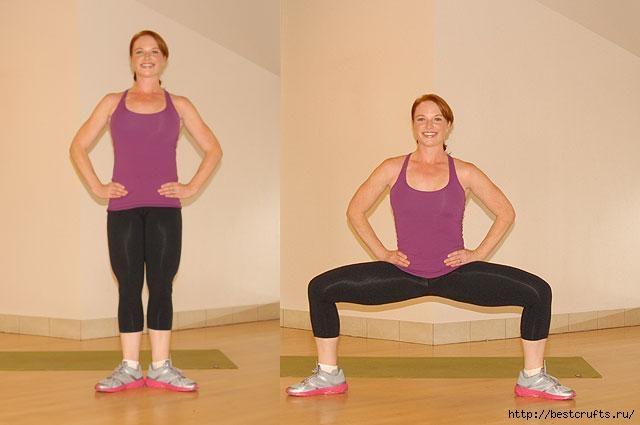 Упражнения для похудения (17) (640x425, 82Kb)