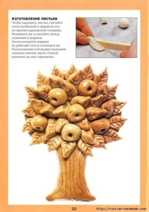 Соленое тесто. Золотая коллекция идей. Книга (22) (491x700, 164Kb)