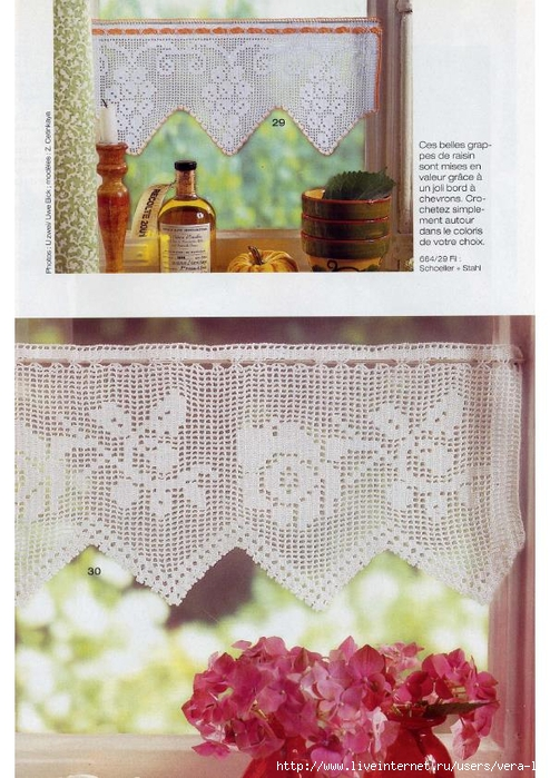 Burda special - E664 - 1982_FRA - Filet au crochet_19 (494x700, 296Kb)
