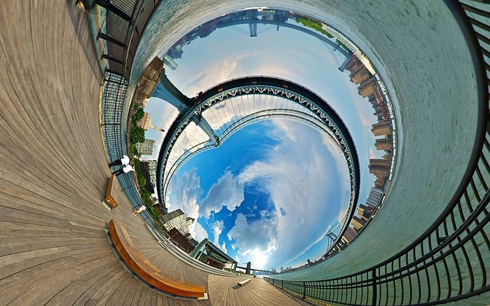 Эксперименты с перспективами от Рэнди Скотта Славина
