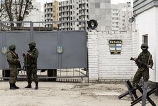 Пьяные украинские вояки напали на в-ч в Крыму (320x215, 32Kb)