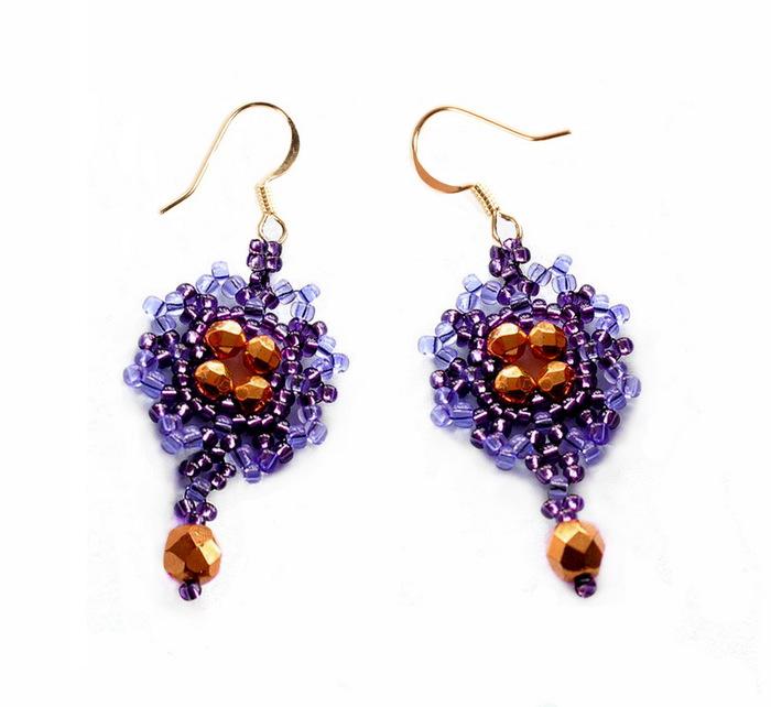 free-beading-pattern-earrings-1 (700x642, 76Kb)