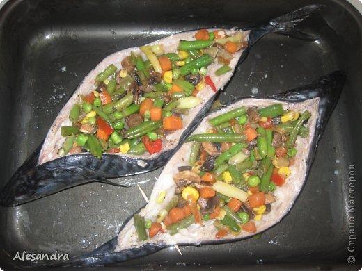Скумбрия фаршированная овощами и сливками (5) (520x390, 173Kb)