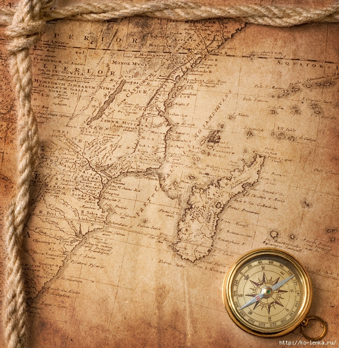 old_compass_vintage_map_02 (680x700, 569Kb)
