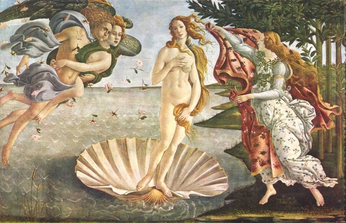 2. Рождение Венеры (700x451, 285Kb)