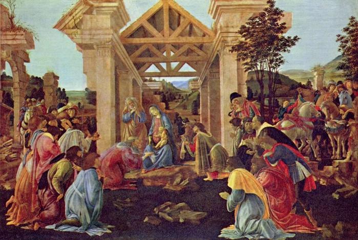 20.Поклонение волхвов (700x468, 311Kb)