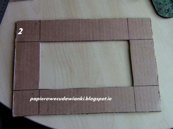 Газетница из картона своими руками. Мастер-класс (2) (700x525, 292Kb)