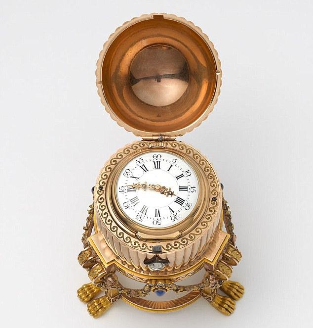 Яйцо Фаберже, пропавшее во время революции, скоро можно будет увидеть в Лондоне.