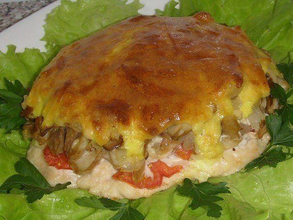 мясо с грибами (604x453, 259Kb)
