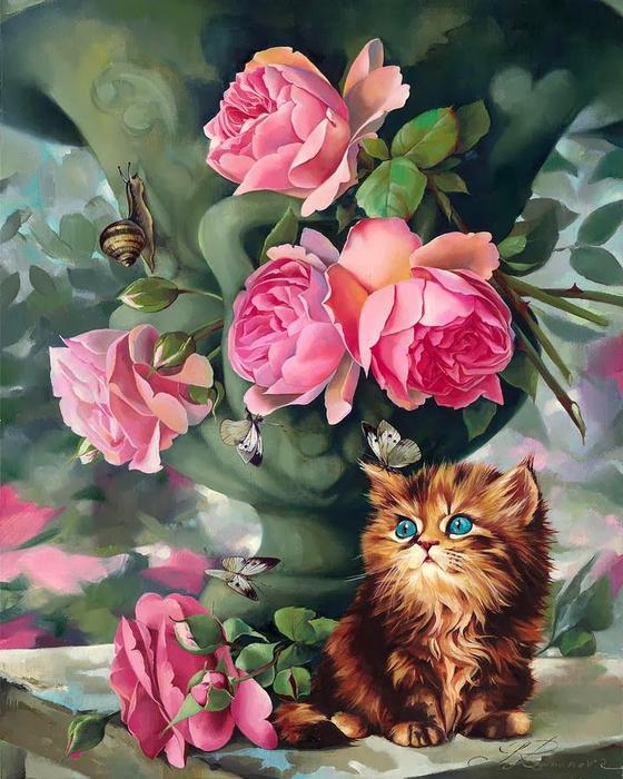 Maher Art Gallery   Ira Rom-Lorenz (560x700, 463Kb)
