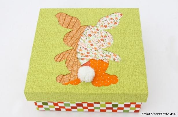 Декорирование коробочки тканью в технике айрис фолдинг (2) (616x405, 132Kb)