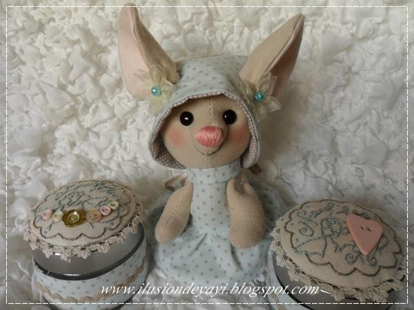 текстильная игрушка крыска (2) (600x450, 306Kb)