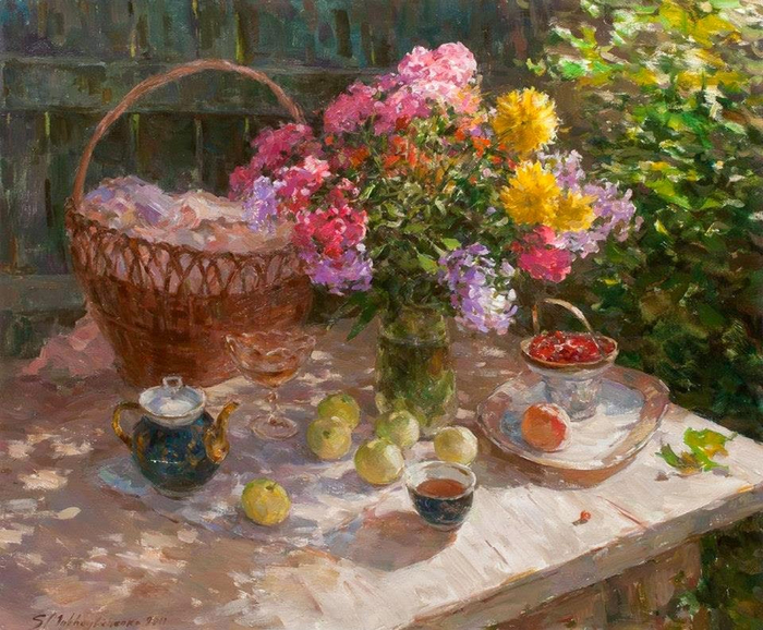 Alexei Khlebnikov Алексей Хлебников Tutt'Art@ (109) (700x578, 500Kb)