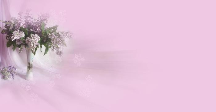 Сирень.Натюрморт-2 (700x363, 80Kb)