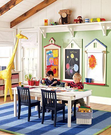 Дизайн детских комнат для мальчиков (10) (390x476, 211Kb)