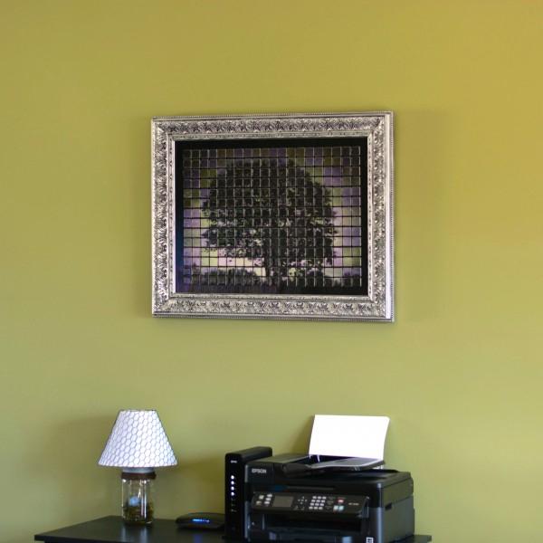 Панно из керамической плитки - мозаики и распечатки на принтере (5) (600x600, 177Kb)