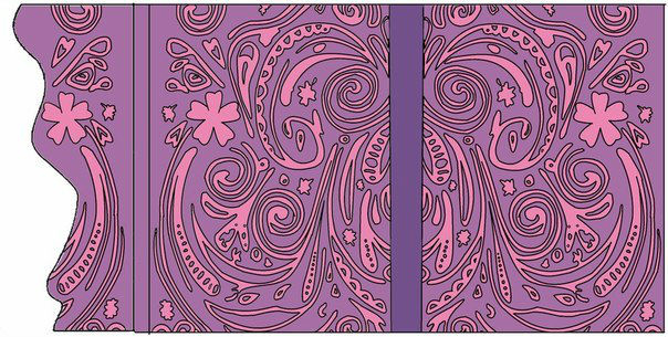 Виолетта дневник своими руками