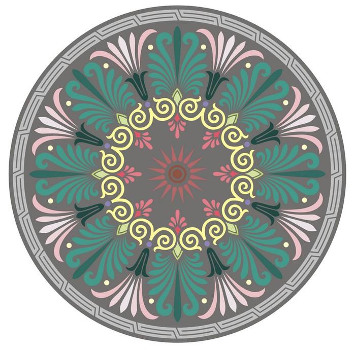 74709400_Greek_round_pattern (699x694, 120Kb)