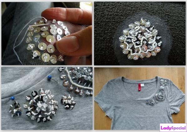 Zot-base Как украсить платье своими руками - фото, обзоры и.