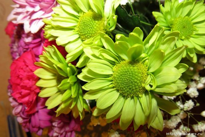 Цветы для Маруси