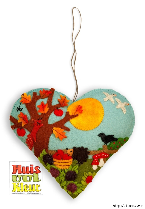 huisvolkleur hart rondom de appelboom herfst 2 (486x700, 156Kb)