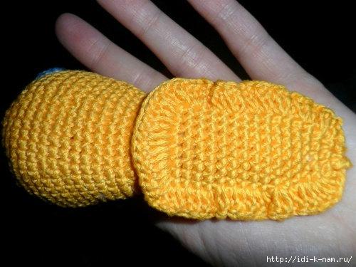 вязаная улитка мастер класс схема вязания как связать улитку,