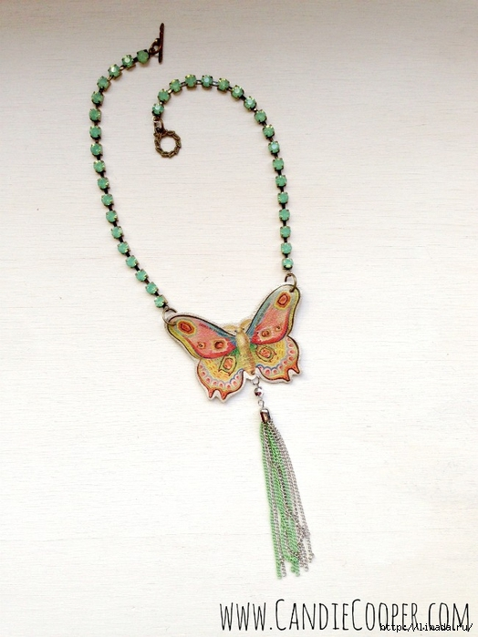 Make-a-Leather-butterfly-necklace-9 (524x700, 221Kb)