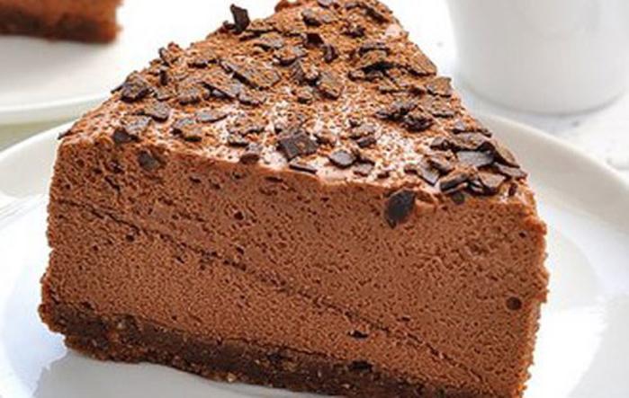 Шоколадный торт суфле рецепт с фото