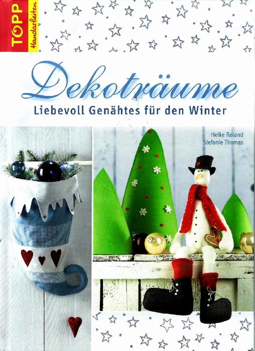 0 Dekoträume Liebevoll Genähtes fur den Winter (508x700, 405Kb)