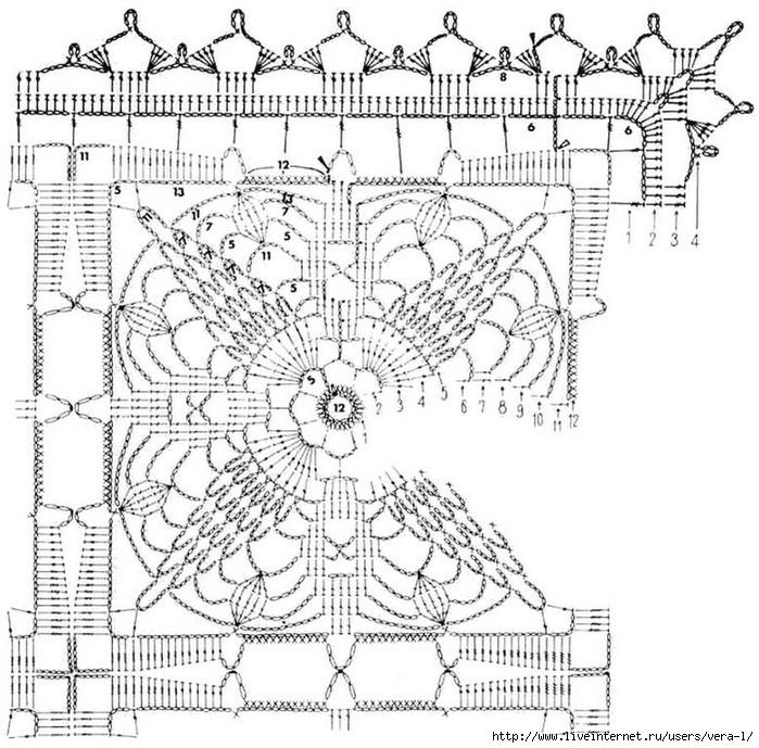 crochet-Mantel libre patrón 31 (2) (700x689, 326Kb)