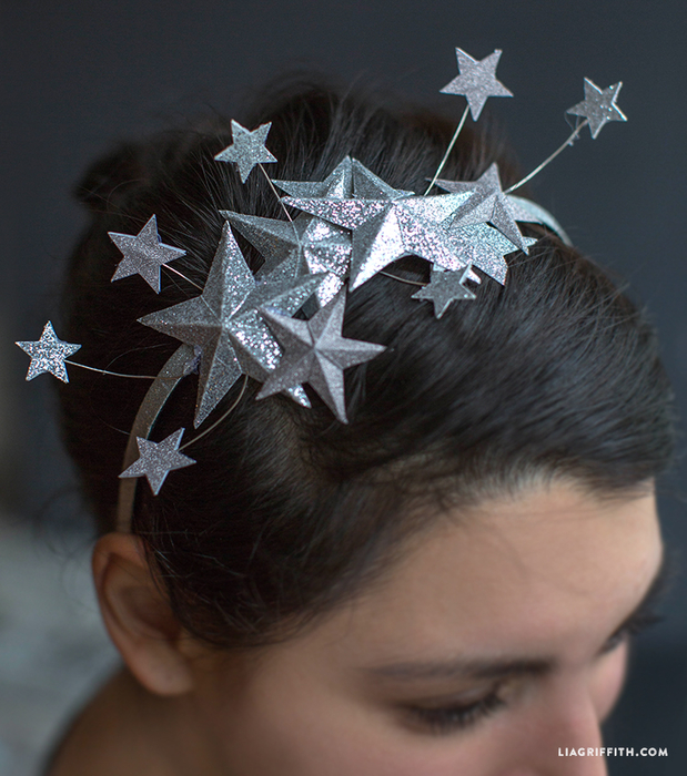 Headband_Silver_Paper_Stars (619x700, 458Kb)