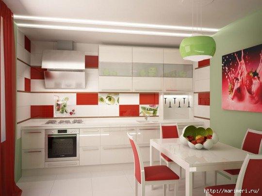 красивые кухни 276 (540x405, 106Kb)