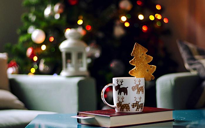Новогодние печеньки (25 фото)