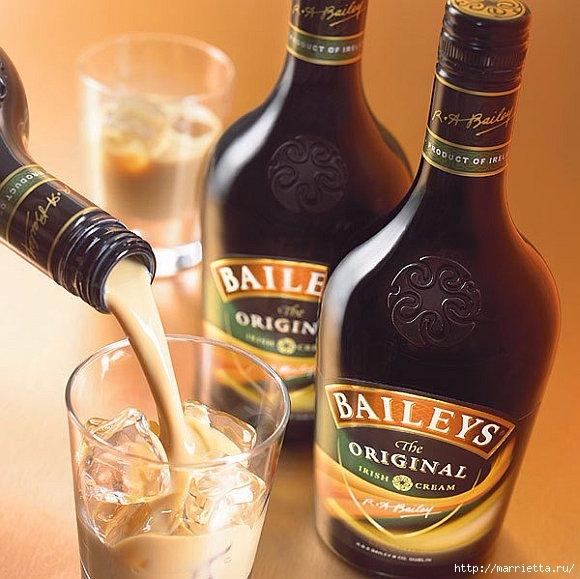 Ликер Baileys и другие ликеры к празднику готовим сами (2) (580x579, 198Kb)