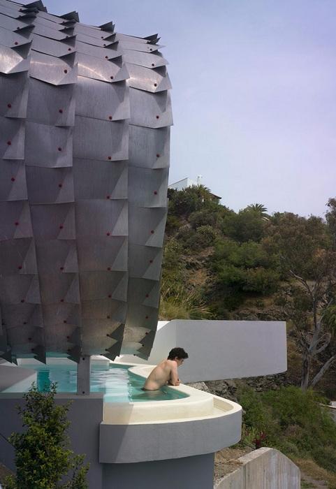 дом с необычной крышей GilBartolome Arquitectos 6 (481x700, 264Kb)