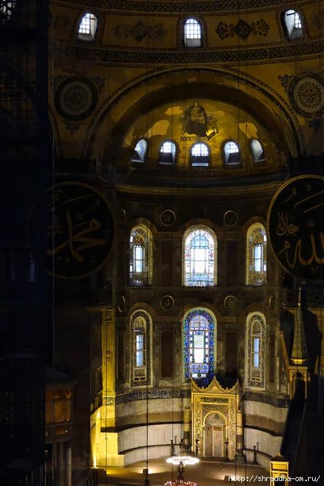 Стамбул Святая София (7) (466x700, 268Kb)