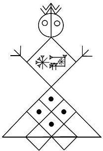 """Став Дух-помощник """"Богиня-Мать"""". Автор Sinais 126899175_5916975_10806269_m"""