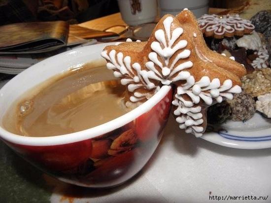Рождественские пряники. Красивые идеи (10) (550x412, 141Kb)