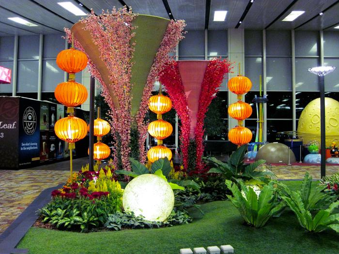 аэропорт чанги сингапур 10 (700x525, 572Kb)