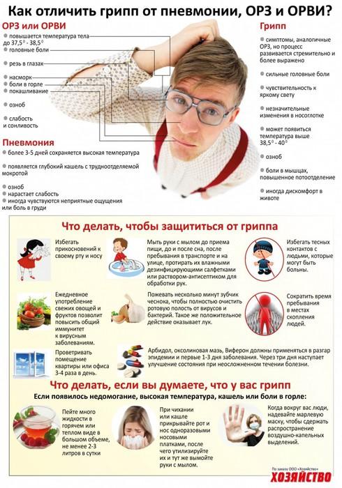 Как быстро вылечить грипп в домашних условиях за один день