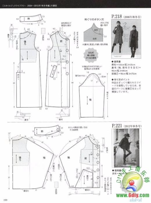 Выкройки женских пальто по методике Анастасии Корфиати