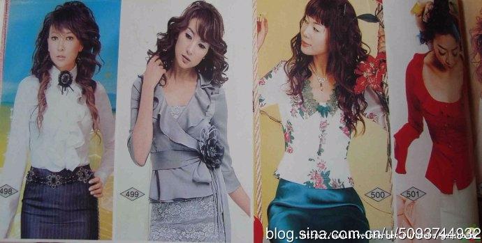 Корейские блузки