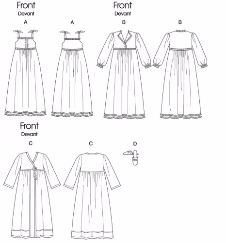 butterick_5544_misses_nightgown_robe_and_slippers_pattern_new_l-xl_d5fdeced (466x500, 108Kb)